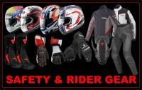 RIDER GEAR / SAFETY