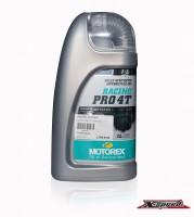 น้ำมันเครื่อง MOTOREX RACING PRO 10W50