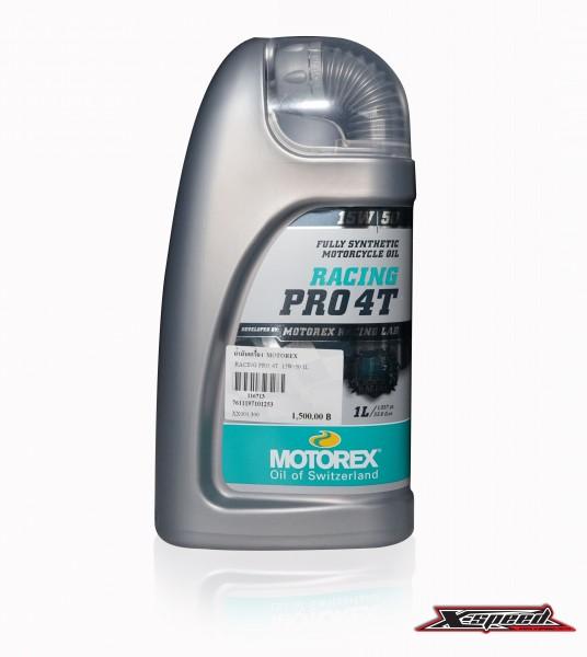 น้ำมันเครื่อง MOTOREX RACING PRO 10W50|7611197101253.jpg