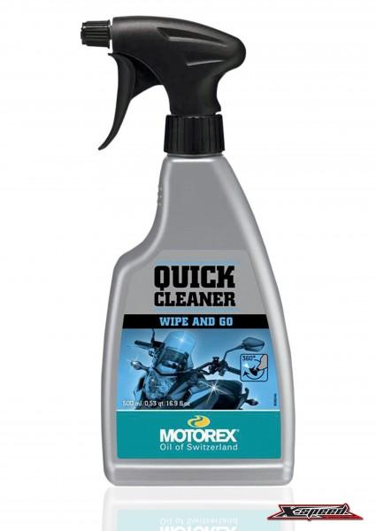 น้ำยาทำความสะอาดรถ  MOTOREX QUICK CLEANER|QUICK.jpg