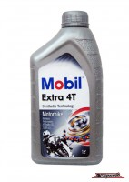 น้ำมันเครื่อง MOBIL EXTRA 10W-40