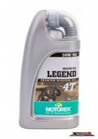 น้ำมันเครื่อง MOTOREX MOTOREX LEGEND 20W-50