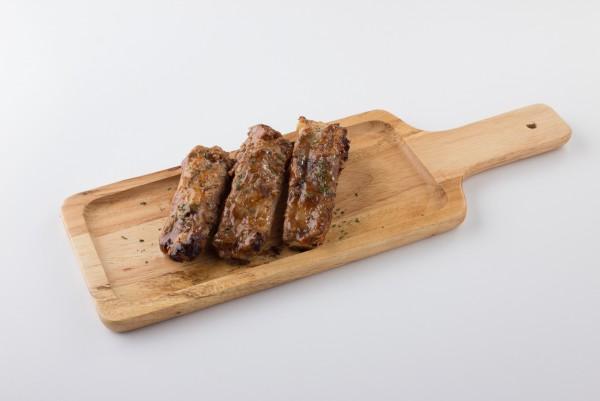 ซี่โครงหมูบาร์บีคิว ซอสออสซี่ (Aussie BBQ Ribs)|rib-2066.jpg
