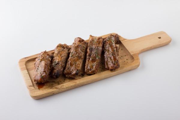 ซี่โครงหมูบาร์บีคิว ซอสออสซี่ (Aussie BBQ Ribs)|rib-2069.jpg
