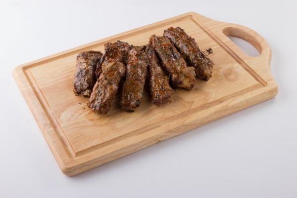 ซี่โครงหมูบาร์บีคิว ซอสออสซี่ (Aussie BBQ Ribs)|rib-2077.jpg