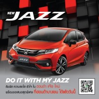 Honda New Jazz@ Honda Bangkhen