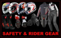 RIDER GEAR / SAFETY
