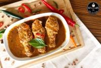 มัสมั่นไก่ (2น่อง) - Chicken Mussaman Curry