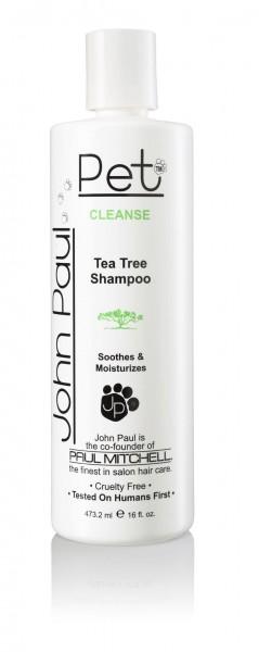 John Paul Pet แชมพูสูตร Tea Tree ช่วยป้องกันเห็บหมัด ผิวหนังเย็นสดชื่น|11412144_466483386845532_3798533136592766561_o.jpg