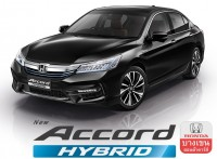 Honda Accord Hybrid tech