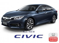 Honda All New Civic 1.8 EL