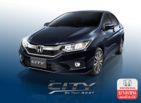 Honda All New City V AT