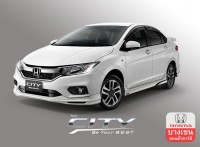 Honda All New City SV+ CVT