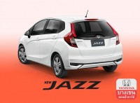 Honda All New Jazz S AT