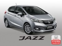Honda All New Jazz V AT