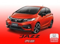 Honda All New Jass RS AT