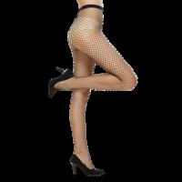10D 女式渔网连裤袜