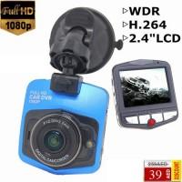 VEHICLEBlack Box กล้องบันทึกวีดีโอ Full HD ติดกระจกหน้ารถ Vehicle Blackbox DVR-V2