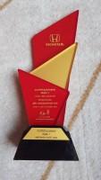 บางเขน ฮอนด้าคว้ารางวัล ส่วนแบ่งการตลาดอันดับ 1ประจำปี 2560 ระดับจังหวัดกรุงเทพมหานครและปริมณฑล