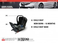 Childseat New born Set