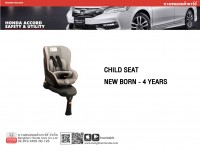 Child seat New Born 4 Year