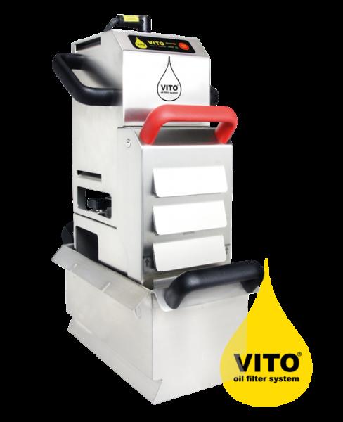 เครื่องกรองน้ำมันทอดอาหาร VITO® 50|vito50.png