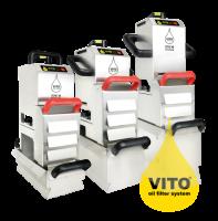เครื่องกรองน้ำมันทอดอาหาร VITO® 80
