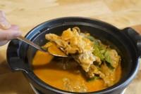 มัสมั่นเนื้อไทยโคขุน Massamun Curry beef