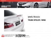 Modulo TRUNK SPOILER/WING