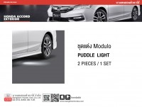 Modulo PUDDLE LIGHT