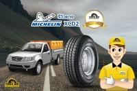 รีวิวยาง Michelin XCD2 ( มิชลิน เอ็กซ์ซีดี 2 )