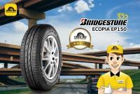 TIRESBID รีวิวยาง Bridgestone Ecopia EP150 (บริดสโตน อีโคเปีย อีพี150)