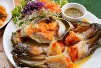 ปูดองน้ำปลาMissMon / Crab with fish sauce