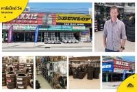 บทสัมภาษณ์ ร้านคาร์แม็กซ์วีล (Carmaxwheel & Tiresbid)