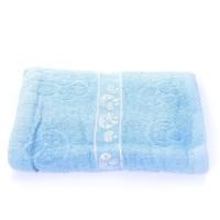 ผ้าขนหนู towel body green and blue