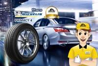TIRESBID รีวิวยาง : Michelin Primacy 4 (มิชลินไพรมาซี่ 4)