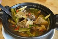 ต้มแซ่บเนื้อเปื่อย Thai Beef Stewed