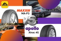TIRESBID รีวิวยางเปรียบเทียบ : Maxxis MAP3 VS Apollo Alnac 4G