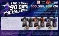 สำหรับต่างชาติ THE ULTIMATE 90 DAYS CHALLENGE for INTERNATIONAL RUNNER